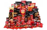 Rood Zwart XL